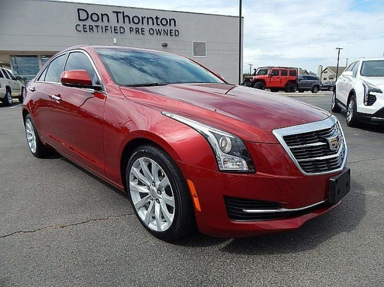 Certified Pre-Owned Cadillac 5