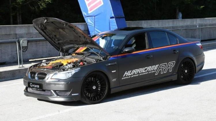 M5 G-Power Hurricane RR