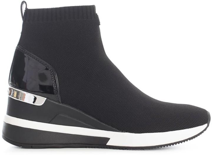 Michael Kors - Skyler Stretch-Knit Sock Sneaker
