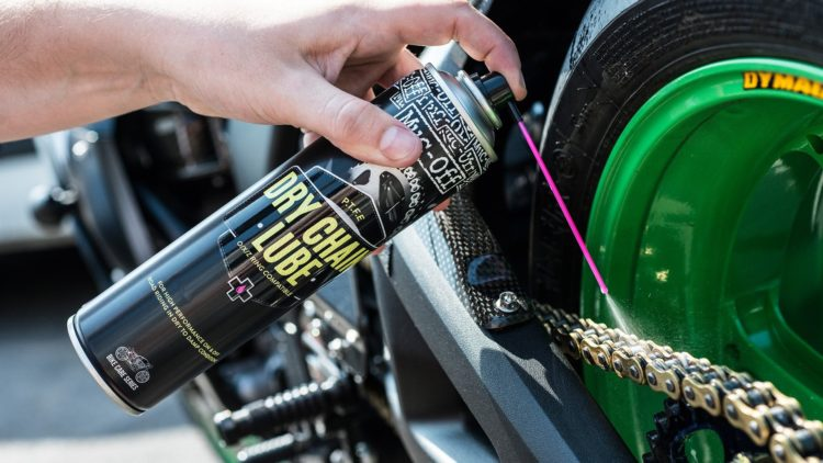 Motorcycle Chain Lube