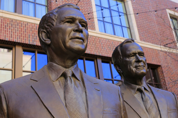 George Bush Presidential Library & Museum