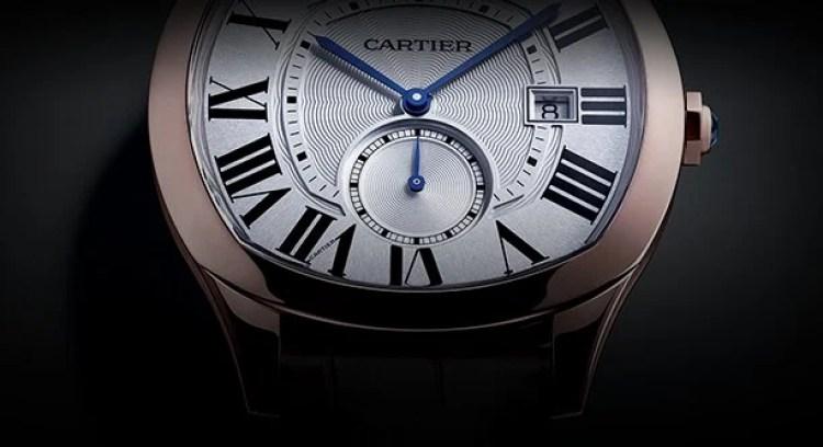 Cartier Clé de Cartier Automatic Skeleton Gem-Set Watch - Palladium Diamond Case