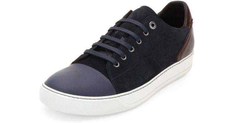 Lanvin Low Top Sneakers