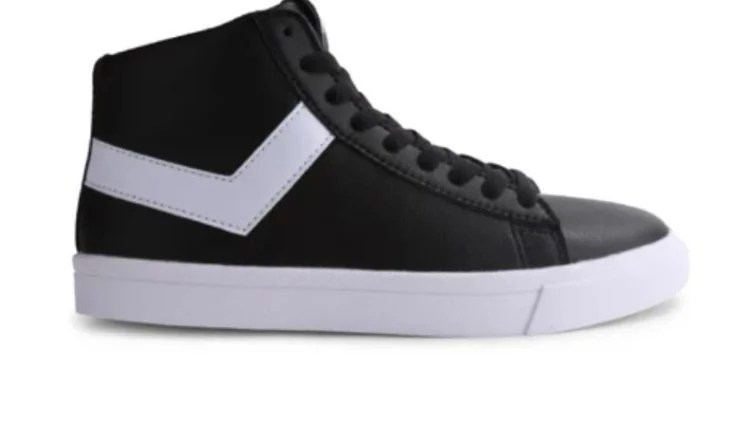 Men's Pony Top Star Hi Sneakers