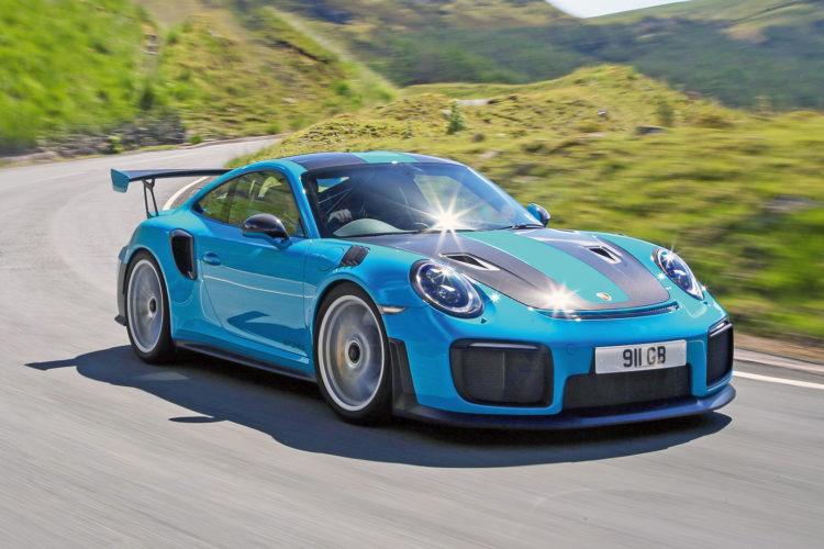 Porsche 911 GT2RS