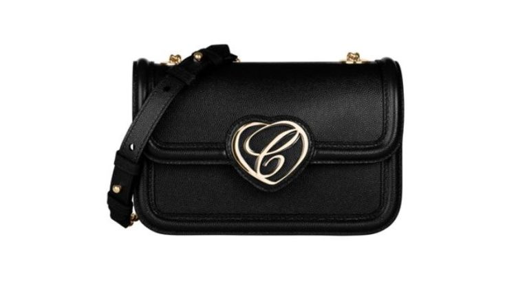 Chopard Happy Hearts Cross Body Bag