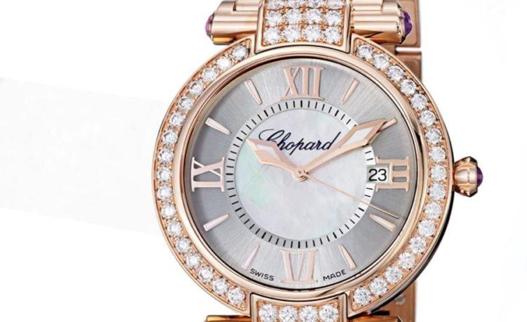 Chopard Imperiale Automatic Diamond Women's Watch
