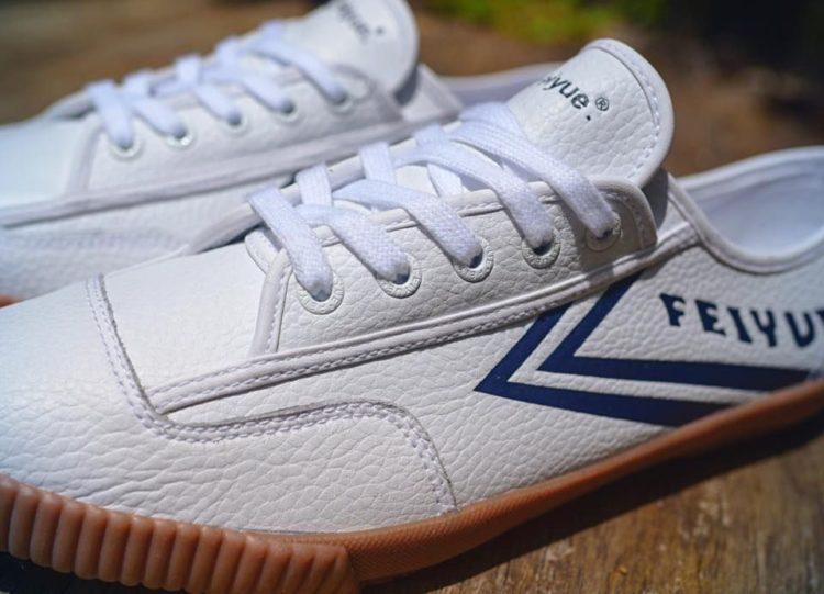 Feiyue Fe Lo Classic White Leather for Men