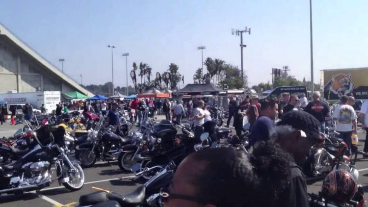 So Cal Long Beach Motorcycle Swap Meet
