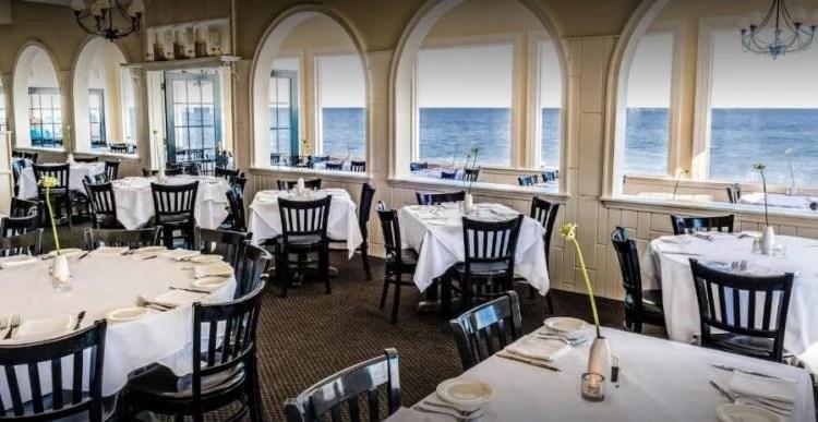 The Ocean House Restaurant