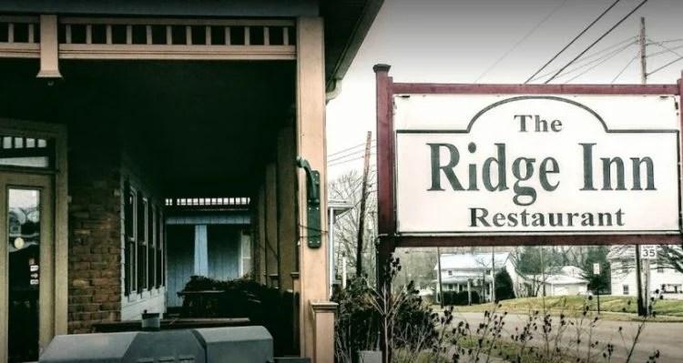The Ridge Inn Restaurant