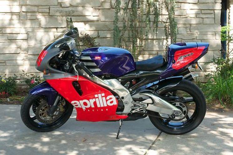 1994 Aprilia RS250
