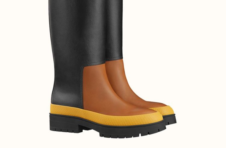Hermes Barn Boots for Women