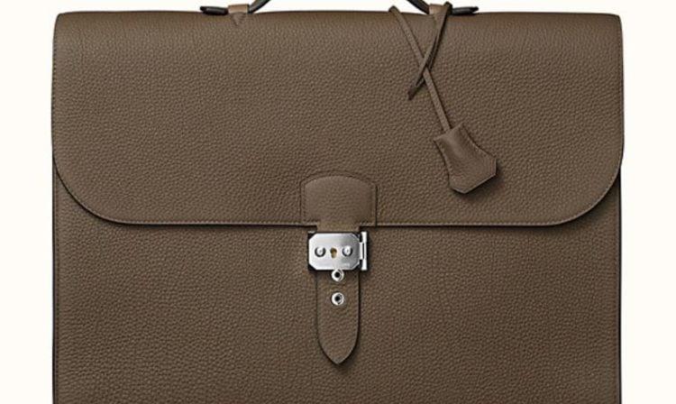 Hermes Sac a Depeche 2-38 briefcase
