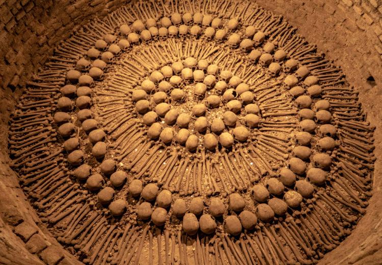San Francisco Catacombs