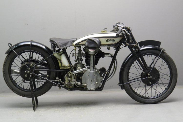 1927 Norton CS1