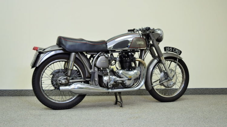 1952 Norton Dominator 88