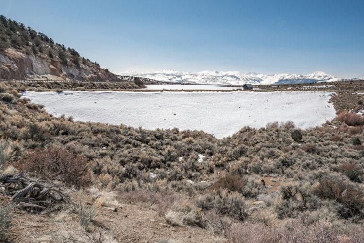 Enjoy the beauty of Eastside Reservoir Project