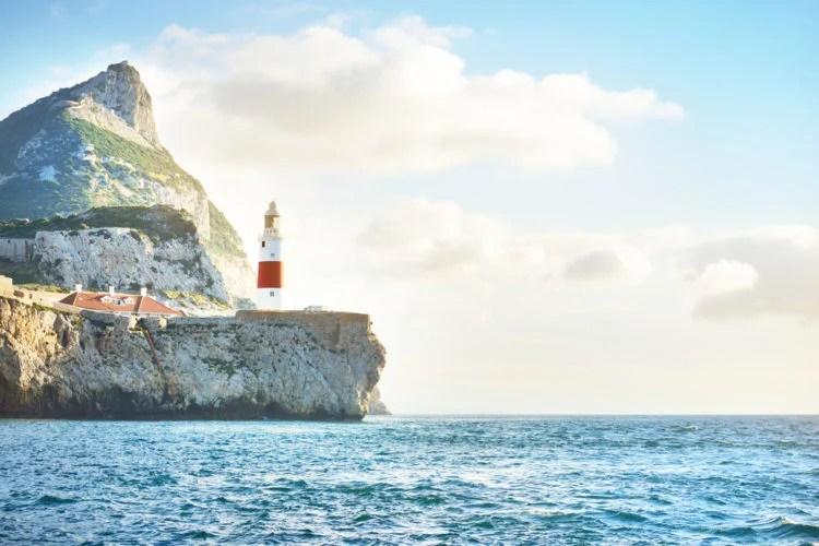 Gibraltar, British Overseas Territory