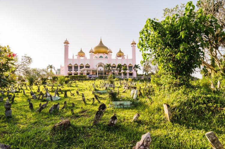 Kuching, Malaysian Borneo