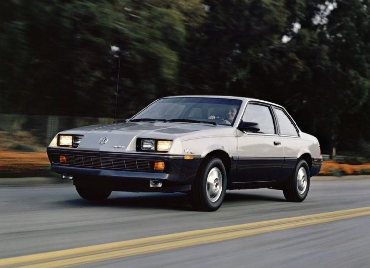1987 Skyhawk Sport Hatch