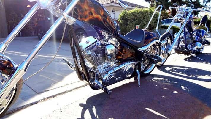 2007 American Ironhorse Big Dog K9