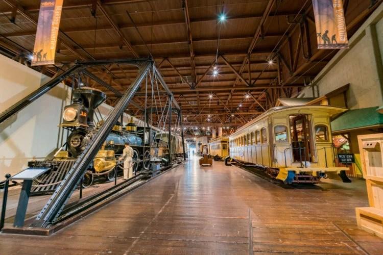 Visit the Lindsey Railroad Museum
