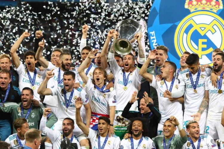 Real Madrid, $4.75 Billion