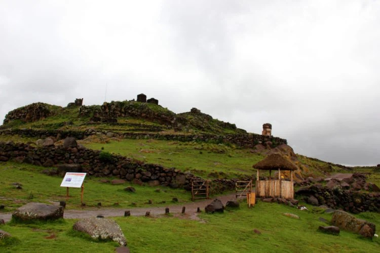 Villages on the Border with Ecuador