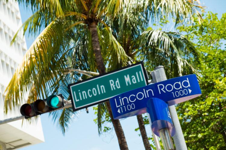 Lincoln Road Mall
