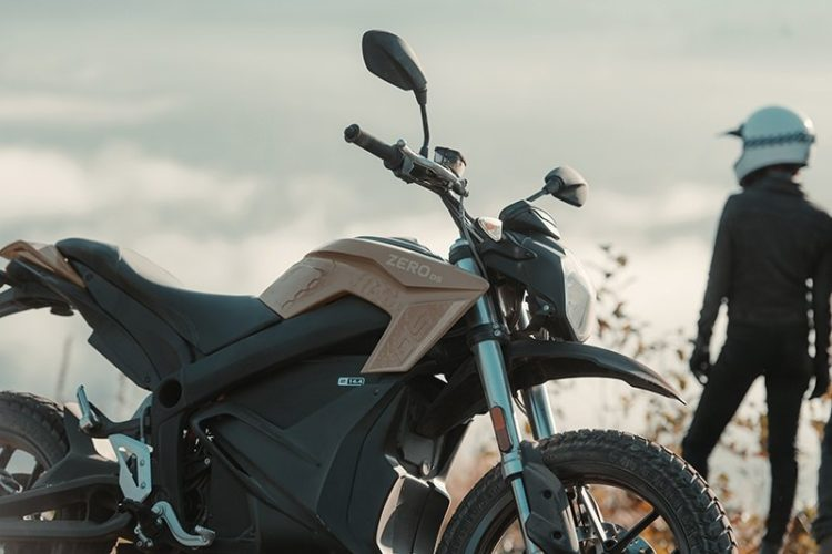2019 Zero Motorcycle DS
