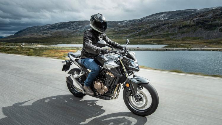 2021 Honda CB500