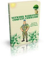 Network Marketing Company Commando (PLR)