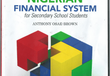 Understanding The Nigerian Financial System for Secondary School Students
