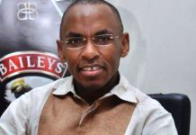 Peter Ndegwa, Guinness MD