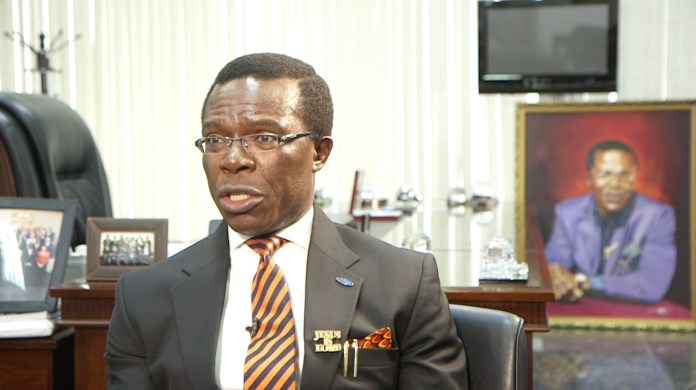 Cosmas Maduka, Chairman, Coscharis Group