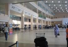 Nigeria airport Lagos