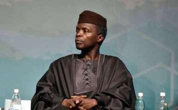 Oluyemi Oluleke Osinbajo, Vice President of Nigeria