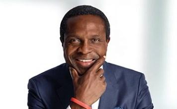 Tonye Cole, chairman, Sahara Group