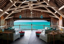 Anantara Medjumbe Island - loft with view