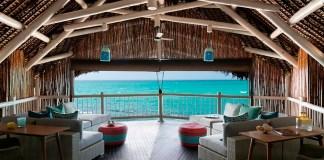 Anantara Medjumbe Island - loft with view