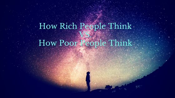 Financial Success: Redesigning the Thought Template of the Poor.