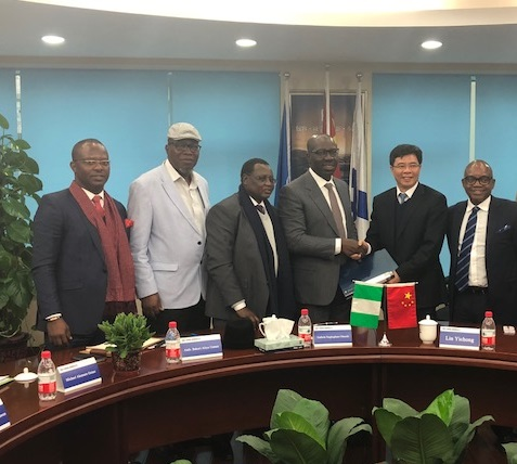 Gelegele Seaport Development to Begin as Obaseki Signs MoU with China Harbour