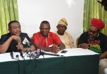 OSON Asks Acting Chief Judge Abdul Kafarati To Resign