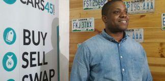 Etop Ikpe, CEO Cars45
