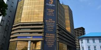 Firstbank Head Office, Marina, Lagos