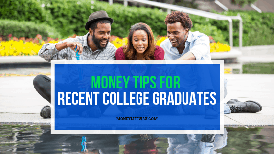 money tips for new college graduates