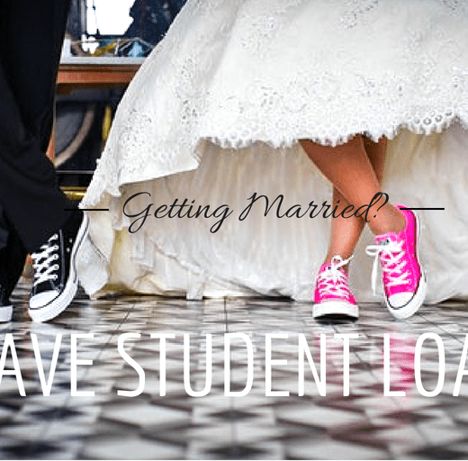 Getting married to someone with student loans