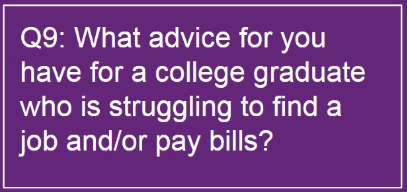 Struggling to pay bills advice