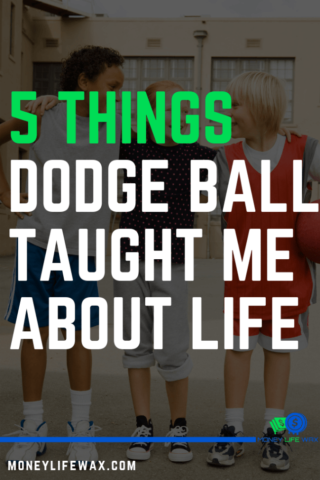 what sports taught me about life